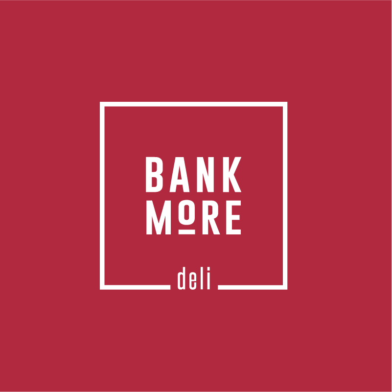 Bank More Deli : notre agence a imaginé un logo simple et efficace