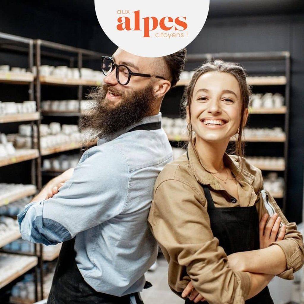Hooa présenté par Aux Alpes Citoyens