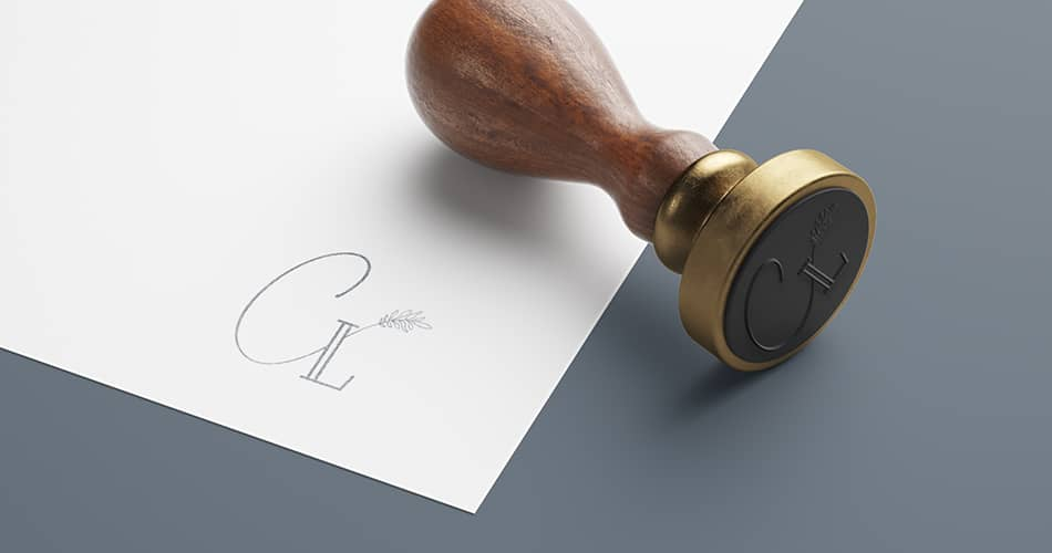 La Cachette de Linette : création d'un logotype par notre graphiste à Chambéry