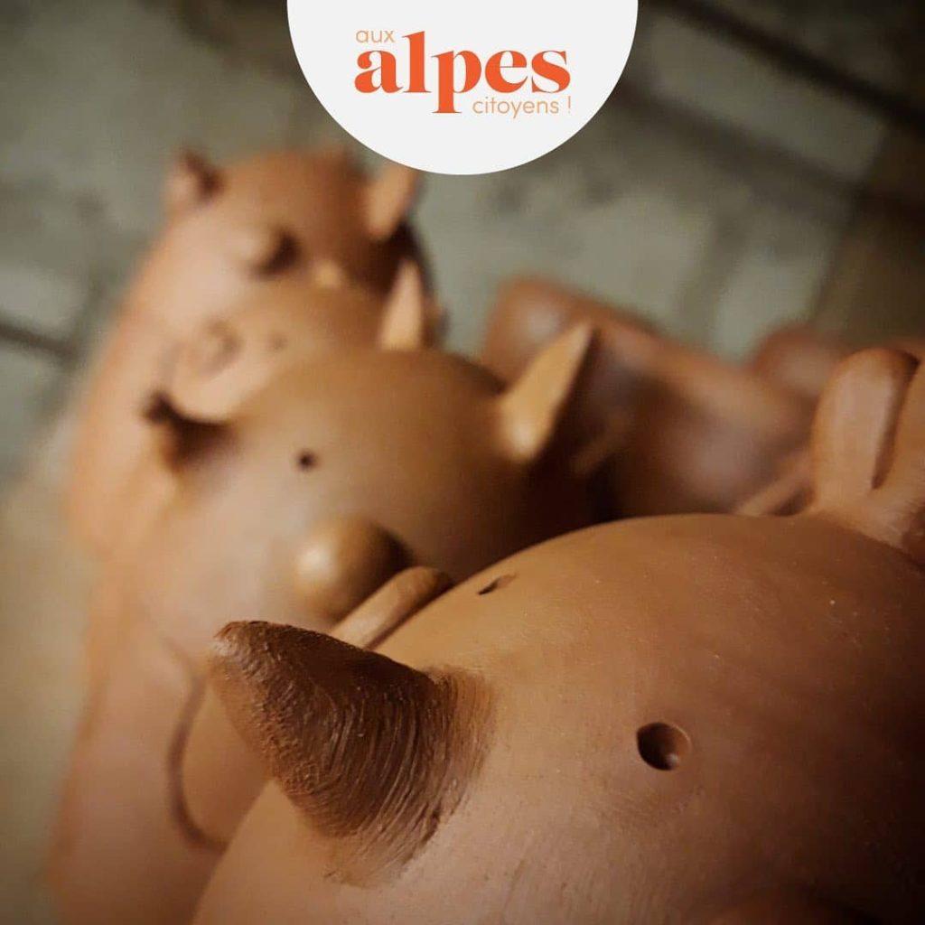 L'atelier de Julie présenté par Aux Alpes Citoyens