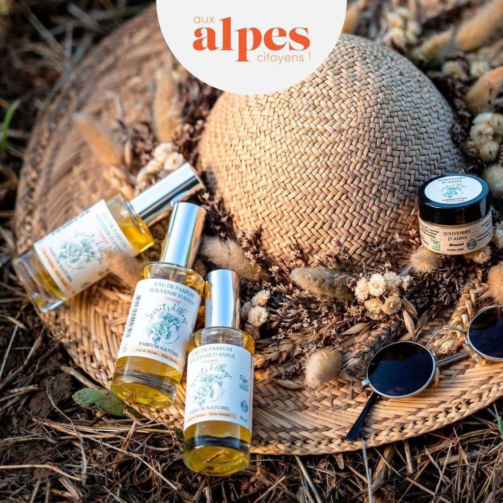 Secret d'Aloyse présenté par Aux Alpes Citoyens